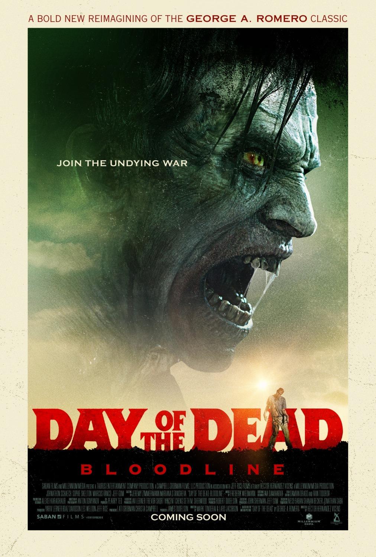 Ölüm Günü Kanbağı – Day of the Dead: Bloodline izle