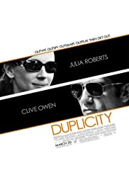 Duplicity (2009) Poster - Movie Forum, Cast, Reviews