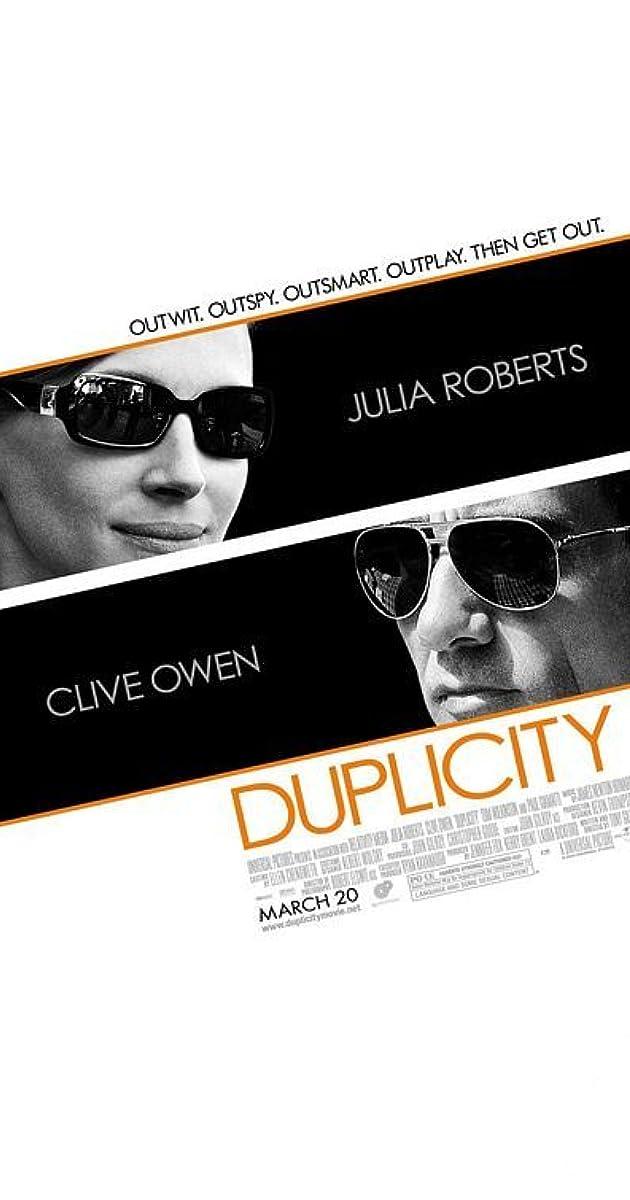 Subtitle of Duplicity