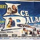 Richard Burton, Martha Hyer, Carolyn Jones, and Robert Ryan in Ice Palace (1960)