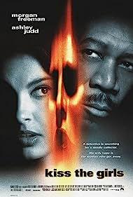Morgan Freeman and Ashley Judd in Kiss the Girls (1997)