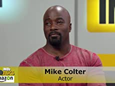 Mike Colter on Working in the Marvel Universe