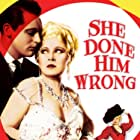 Cary Grant and Mae West in She Done Him Wrong (1933)