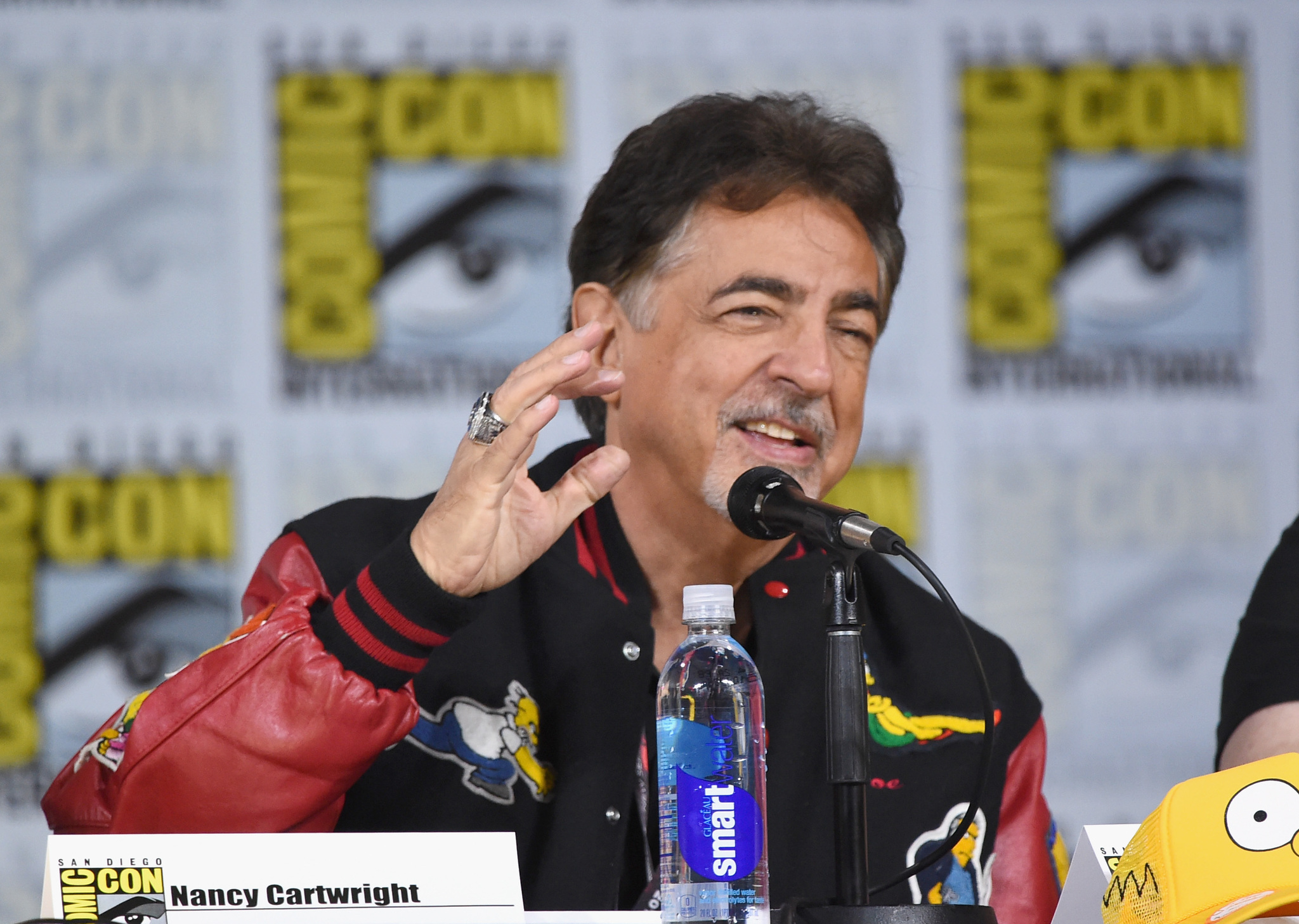 Joe Mantegna at an event for The Simpsons (1989)