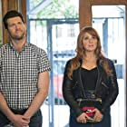 Julie Klausner and Billy Eichner in Difficult People (2015)