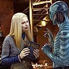 Doug Jones and Anna Walton in Hellboy II: The Golden Army (2008)