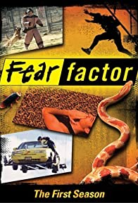 Primary photo for WWE Fear Factor