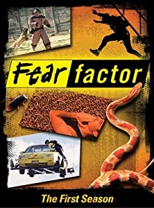 First Celebrity Fear Factor
