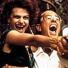 Sandra Bernhard and Richard E. Grant in Hudson Hawk (1991)