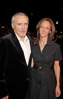 Dennis Hopper and Victoria Duffy at an event for Sleepwalking (2008)