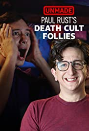 Paul Rust's 'Death Cult Follies' Poster