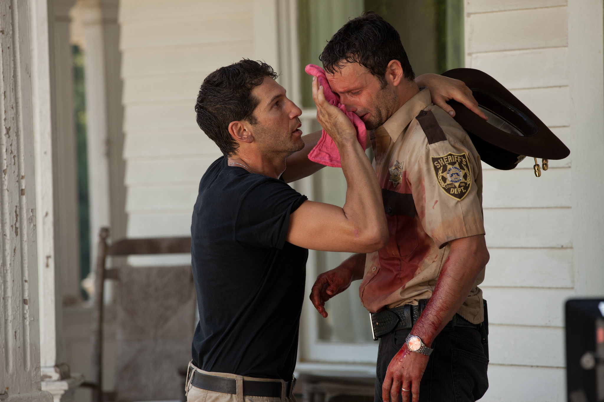The Walking Dead 2×02 – Flebotomía
