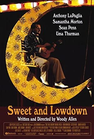 Sweet and Lowdown Poster Image