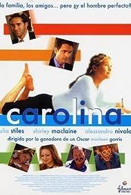 Shirley MacLaine and Julia Stiles in Carolina (2003)