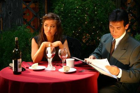 """FABIAN CARRILLO AND REBECCA GRANT IN """"DOUBLE TAP"""""""
