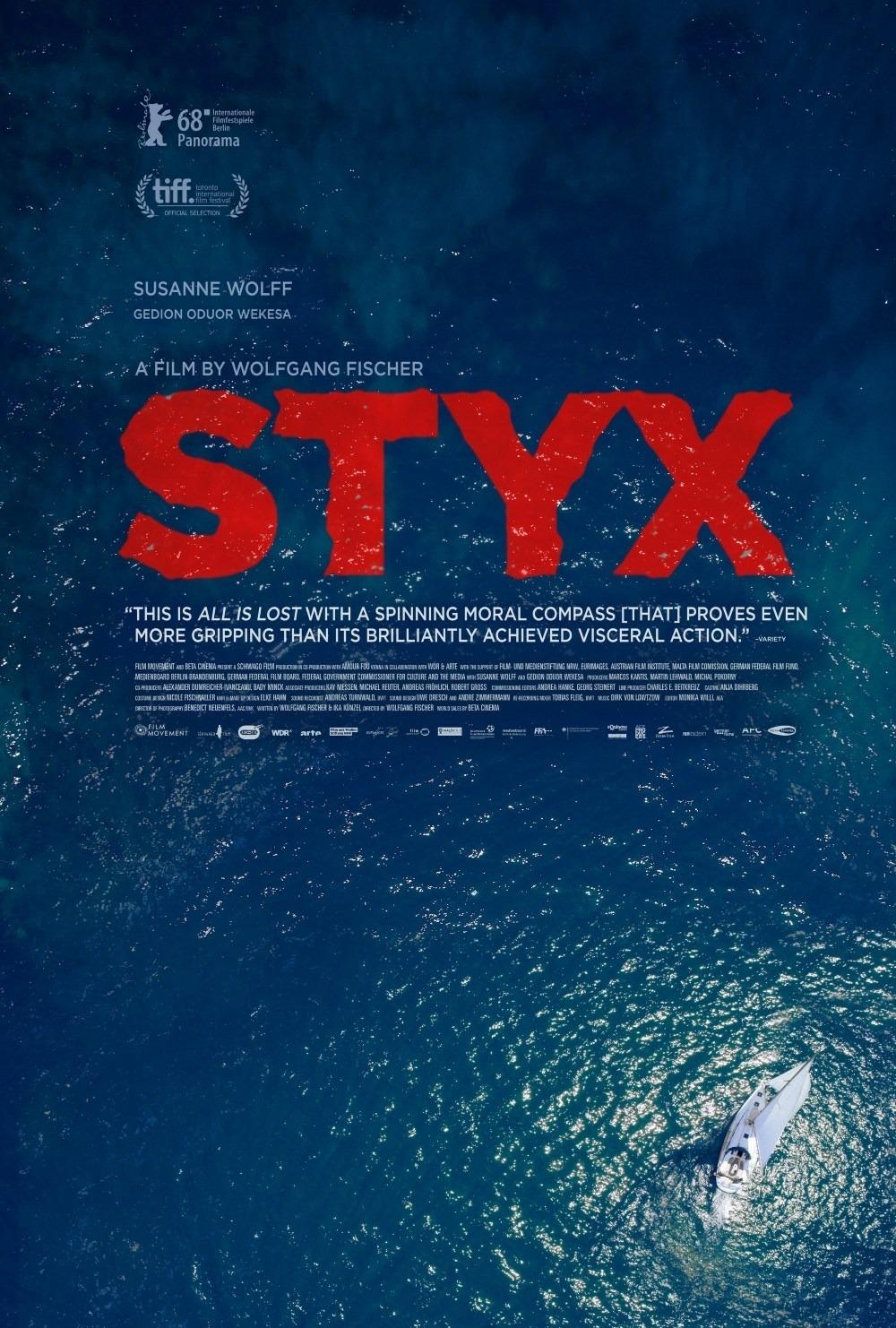 Styx (2018) - IMDb
