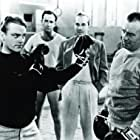 James Cagney, Robert Armstrong, and Lloyd Nolan in 'G' Men (1935)