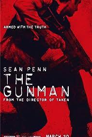 Sean Penn in The Gunman (2015)
