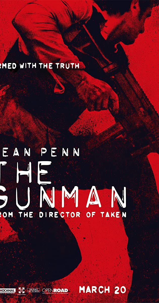 Subtitle of The Gunman