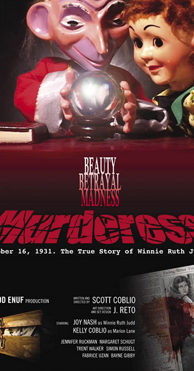 Murderess 2007 Imdb