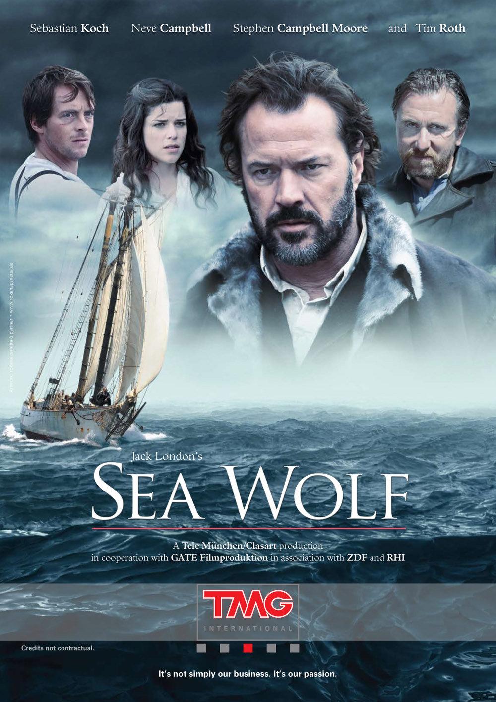 Sea Wolf Tv Mini Series 2009 Imdb