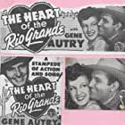 Gene Autry and Fay McKenzie in Heart of the Rio Grande (1942)
