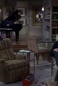David Hyde Pierce and John Mahoney in Frasier (1993)
