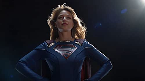 """""""Supergirl"""" gets a new suit in this first look at the upcoming season of the CW series."""