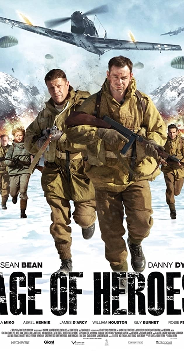 company of heroes movie rating