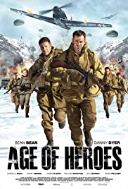 Age of Heroes (2011) Poster - Movie Forum, Cast, Reviews