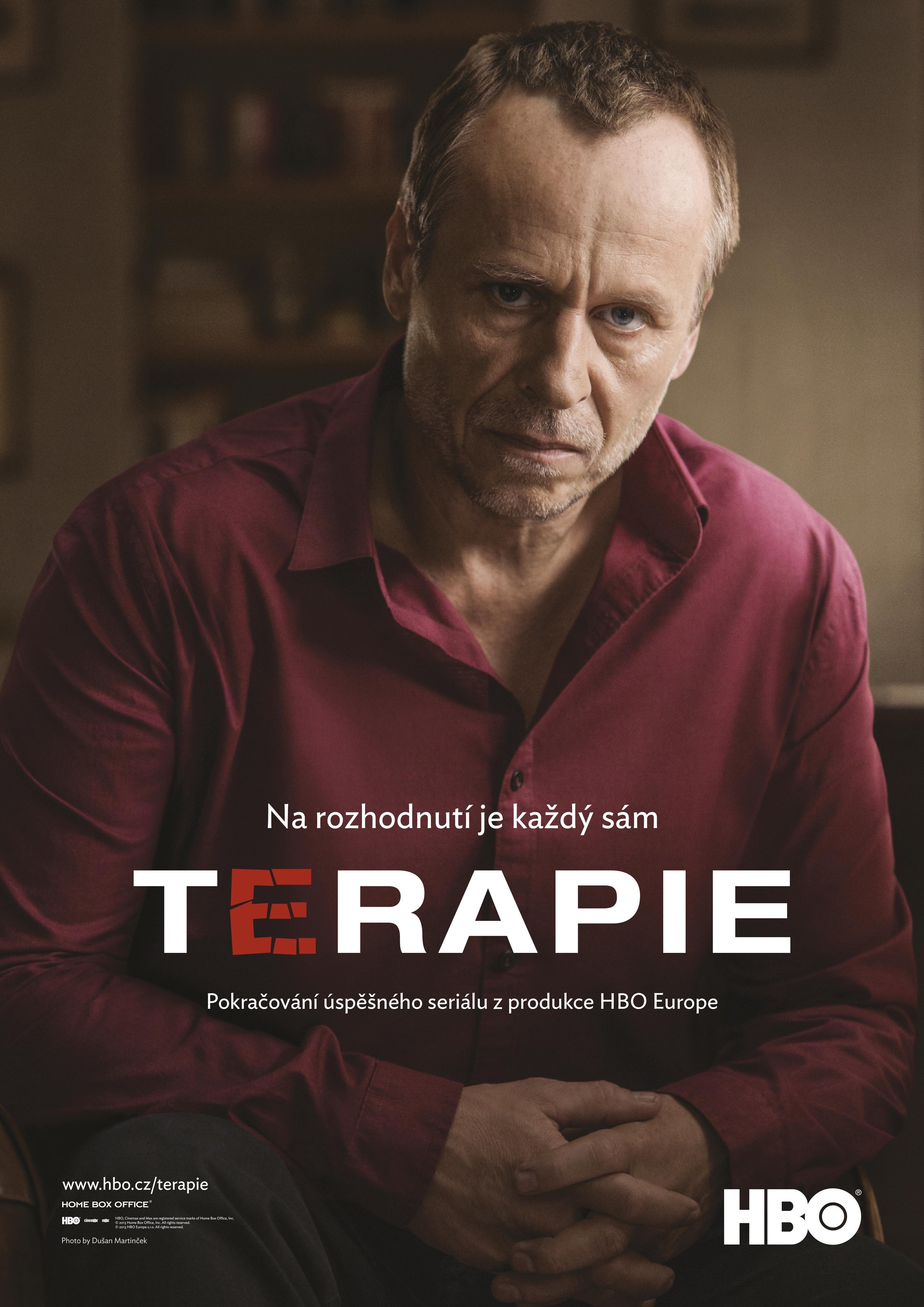 Karel Roden in Terapie (2011)