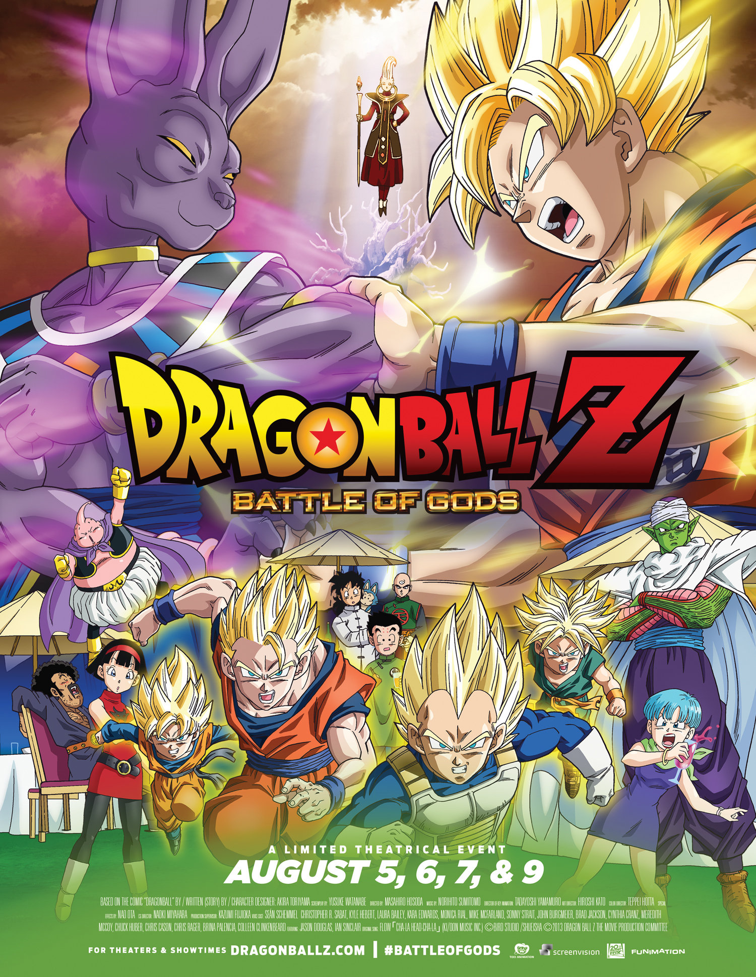 Dragon Ball Z: I Tre Super Saiyan 3gp Video Movie Download