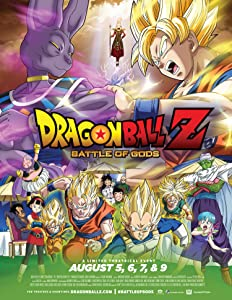 Dragon Ball Z: Battle of Gods full movie download mp4