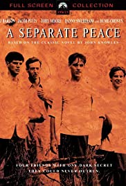 A Separate Peace Poster