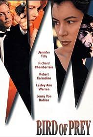 Jennifer Tilly, Richard Chamberlain, Lesley Ann Warren, and Robert Carradine in Bird of Prey (1995)