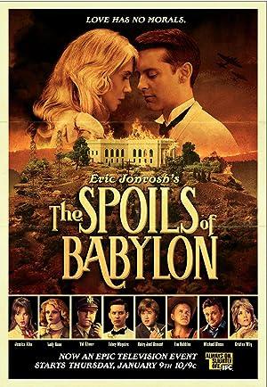 Where to stream The Spoils of Babylon