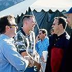 Jim Carrey, Bobby Farrelly, Peter Farrelly, and Bradley Thomas in Me, Myself & Irene (2000)