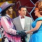 Paul Reubens, Phil LaMarr, and Lynne Marie Stewart in The Pee-Wee Herman Show on Broadway (2011)