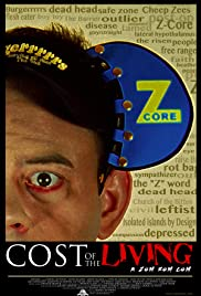 Cost of the Living: A Zom Rom Com Poster