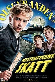 Olsenbanden jr. Mestertyvens skatt (2010)