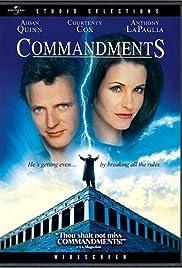 Commandments Poster