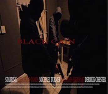 MP4 movies psp free download Black Cain USA [HDRip]