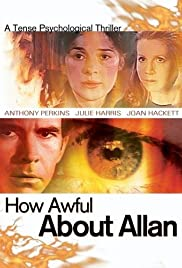 How Awful About Allan Poster