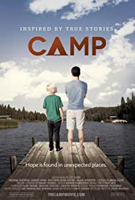 Josh Berry and Miles Elliot in Camp (2013)