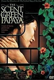 The Scent of Green Papaya Poster