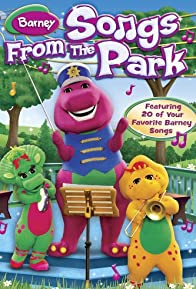 Primary photo for Barney Songs from the Park