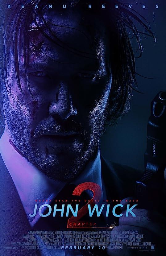 John Wick: Chapter 2 (2017) Hindi Dubbed
