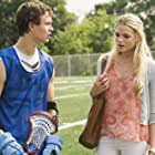 Gabriella Wilde and Ansel Elgort in Carrie (2013)
