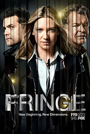 View Fringe - Season 5 (2008–2013) TV Series poster on 123movies
