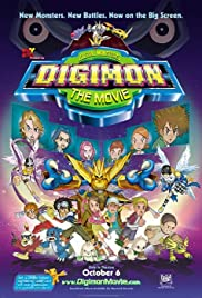 Digimon: The Movie (2000) Poster - Movie Forum, Cast, Reviews